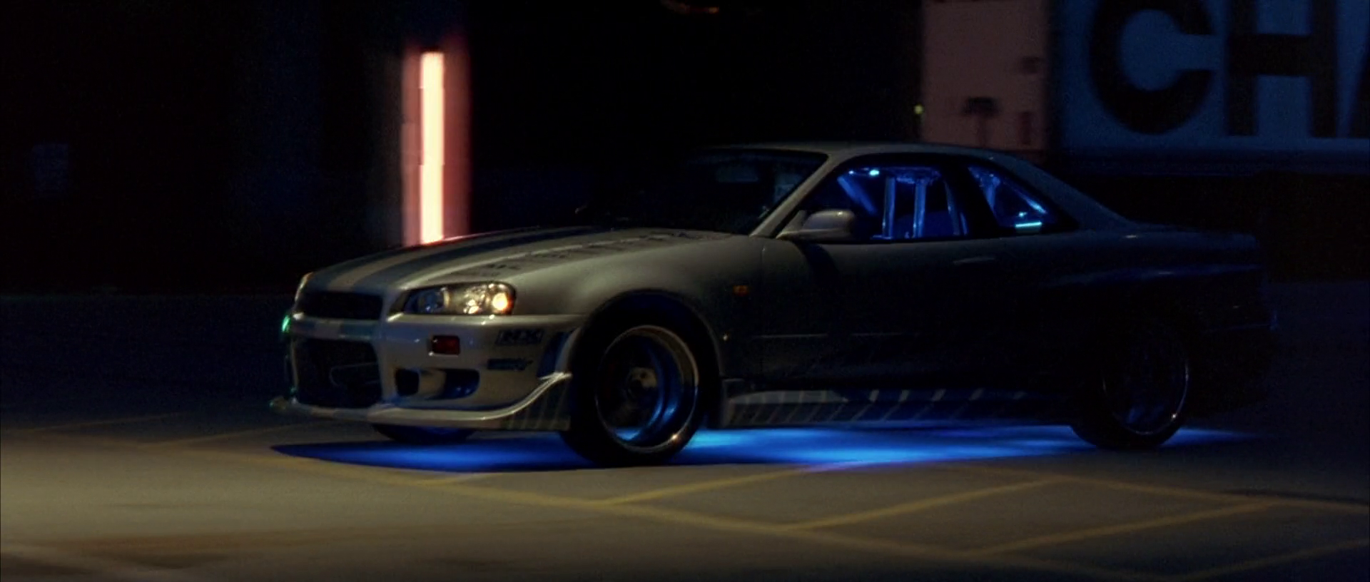 image 1999 nissan skyline side the fast and the furious wiki fandom powered by. Black Bedroom Furniture Sets. Home Design Ideas
