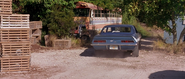 Brian's Yenko Camaro - Rear View