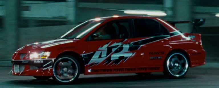Image  Seans Mitsubishi Lancer Evolution IXpng  The Fast and