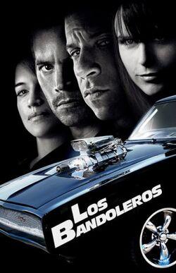 Los Bandoleros Poster