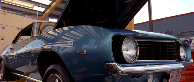 File:1969 Yenko Camaro - Front Side View.png