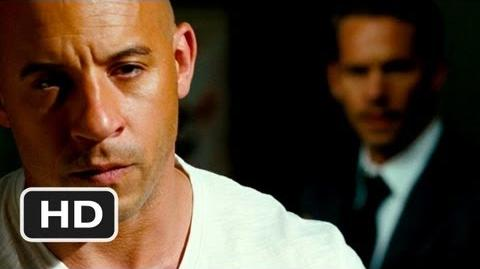 Fast & Furious (4 10) Movie CLIP - Cop and Criminal (2009) HD