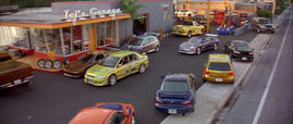 Tej's Garage - 2F2F