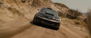 Brian's Subaru - Mexican Desert