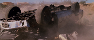 Monte Carlo - Wrecked