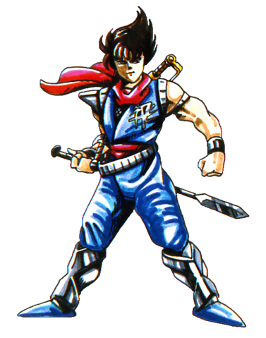 File:Strider - Strider Hiryu Artwork for the Famicom Version.png