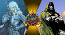 Fatal Fiction Thumbnail - Griffith VS Dr Doom by The-Myth-of-Legend
