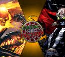 Spawn VS Ghost Rider (Fatal Fiction Version)