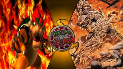 Bowser VS Doomsday