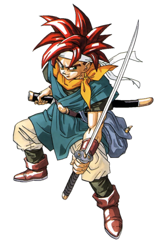 File:Chrono Trigger - Crono as he first appeared for Super Nintendo.png