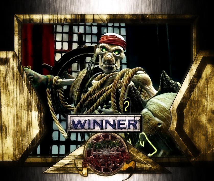 Fatal Fiction Winner - Spinal