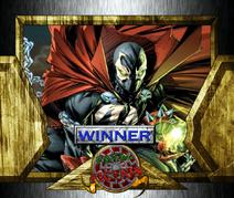 Fatal Fiction Winner - Spawn