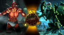Fatal Fiction Thumbnail - Meat VS Spinal by The-Myth-of-Legend