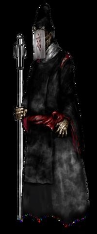Veiled priest1