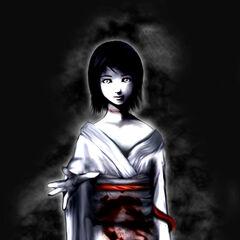 Concept art of Sae Kurosawa.