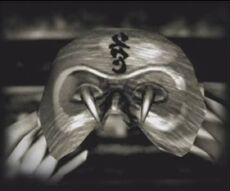 Blinding mask