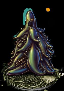 Living Skulk Figure