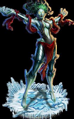 Siren Crone Figure