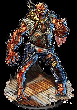 Rabid Mutant Figure