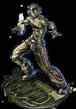 Mini-Skrilz Figure