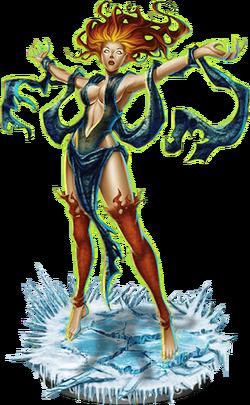 Siren Maiden Figure