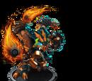 Kidaj, Inferno Grenadier