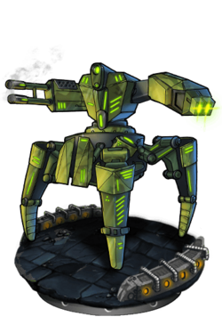 Def Point Drone Mk. I Figure