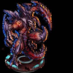 Abaddon, Volcanic Mutant Figure