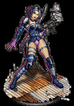 Bullet Betty v2 Figure