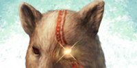 Wild Boar Prized Headgear