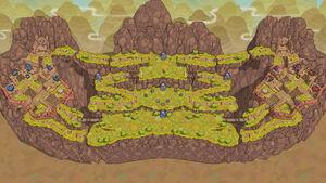Coco Cliffs topdown