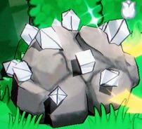 Resource mineral deposit
