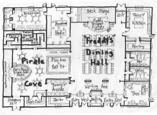 File:Freddy Fazbear's Pizza map.jpg