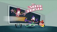 Speed Eraser title card