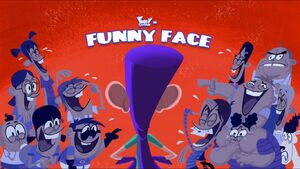 Funny Face title card