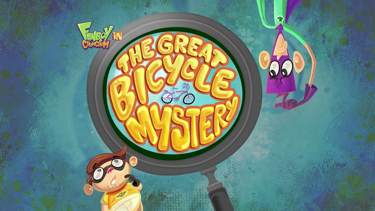 File:The Great Bicycle Mystery title card.jpg