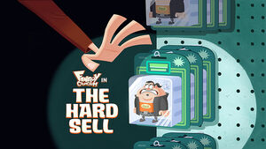 The Hard Sell title card