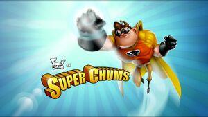 Super Chums title card