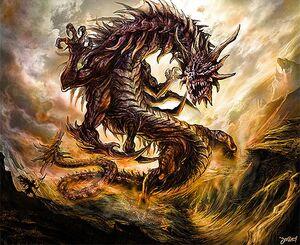 Ancient Sol Serpent