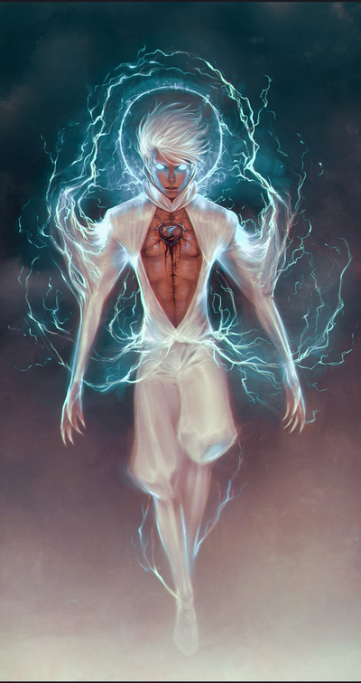 Lightning God Kenji