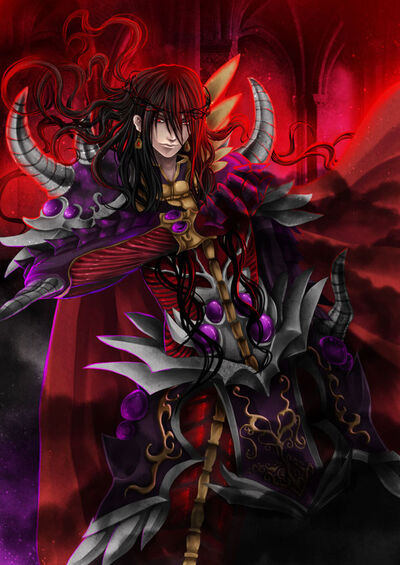 God of Darkness - Alfonso