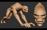 Fear3scavenger high poly