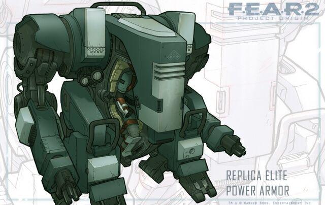 Archivo:Fear 2 project origin conceptart UsB3V.jpg