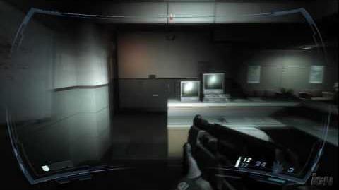 F.E.A.R. 2 - E3 2007 - 18 Min Gameplay - HD 720p (pt
