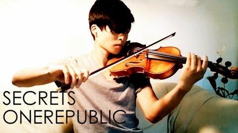 Secrets Violin Cover - OneRepublic - D