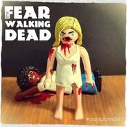 Gloria, Fear's patient zero