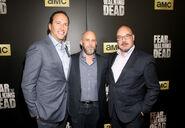 Charlie Collier, Dave Erickson and Joel Stillerman