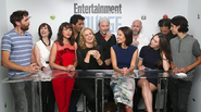 FTWD at the SDCC EW Pic