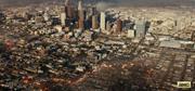 LA Burning in the day