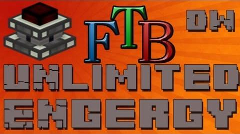 FTB Unlimited Power Source Feed The Beast Tutorial - Ep